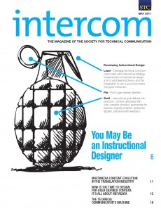 STC Intercom magazine May 2011